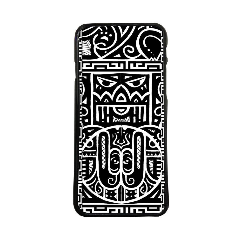 Fundas De Móviles Carcasas De Móvil De TPU Símbolos Maori Moda Vintage