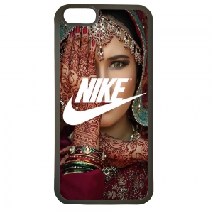 Carcasas de movil funda compatible con iphone 6 modelo nike etnico