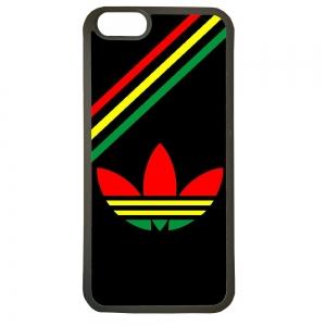 Funda carcasas móvil adidas africa compatible con el móvil iphone se