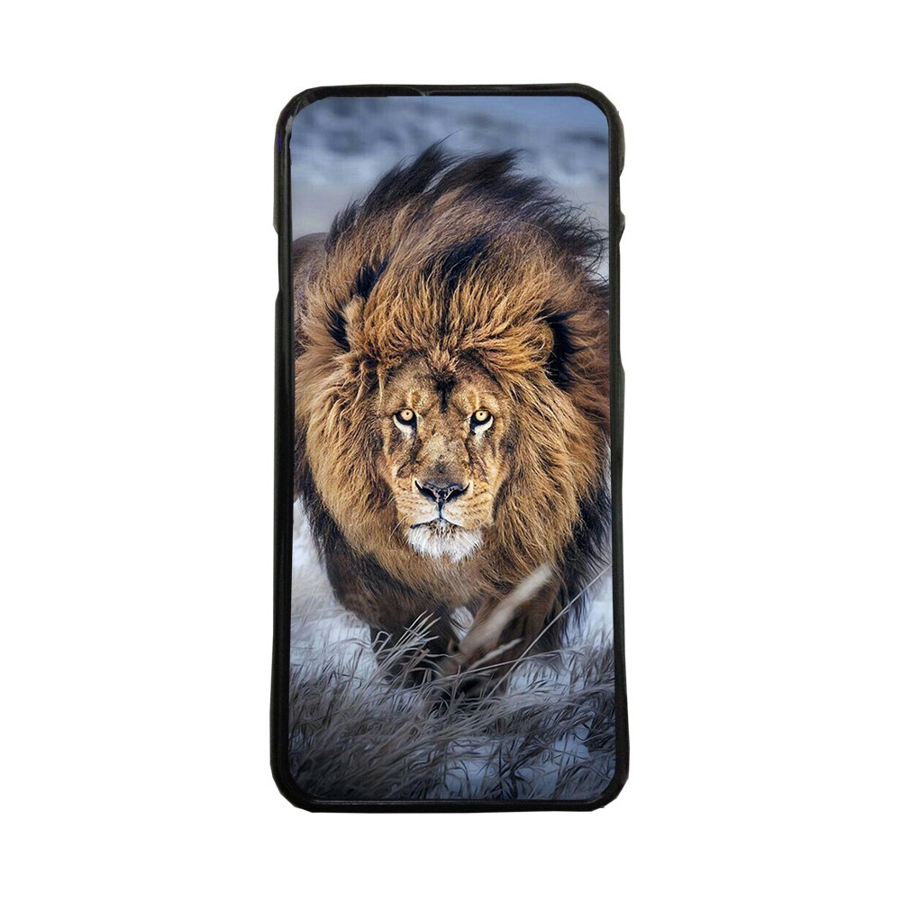 Carcasas de movil fundas de moviles de TPU compatible con Iphone 6 leon animales naturaleza