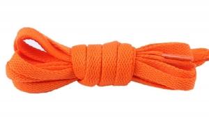 2x Cordones De Zapatillas Par Colores Calzado Ropa Moda Deporte Cordon Naranja