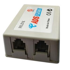 Adaptador Spliter RJ11 1xRJ11-H a 2xRJ11-H Dispositivo Módem Teléfono Conexiones