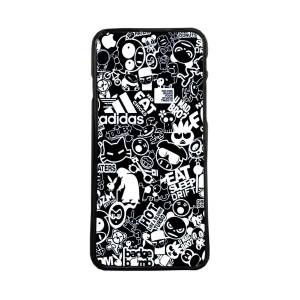 Carcasas de moviles fundas compatible con Samsung Galaxy A5 2017 stickers marcas