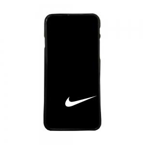 Fundas De Móviles Carcasas De Móvil De TPU  Nike Fondo Negro Clasica   Marca Moda