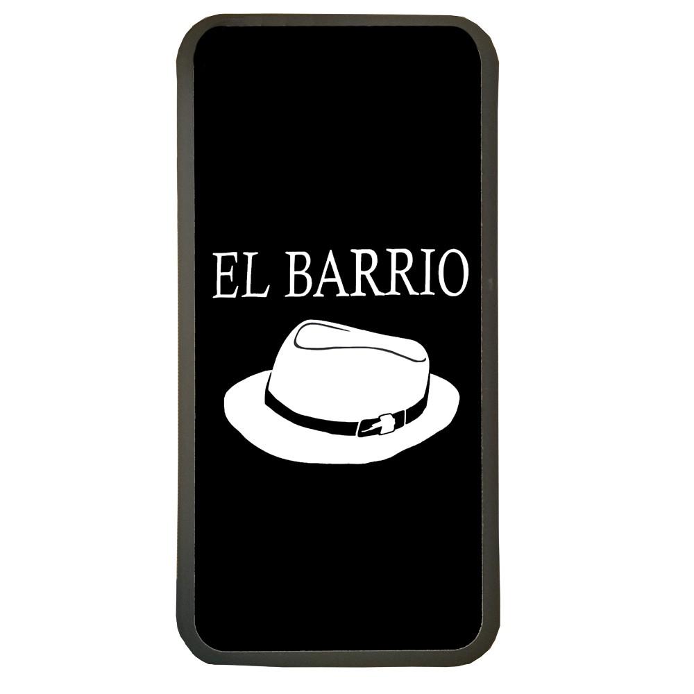 Carcasas de movil fundas de móviles de TPU compatible con Samsung Galaxy A8 el barrio musica sombrero