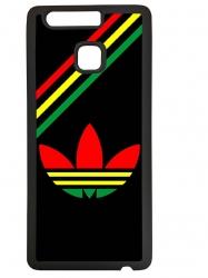 Funda carcasas móvil adidas africa compatible con el móvil Huawei P9 Lite