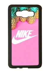 Carcasas funda movil compatible con samsung galaxy grand prime modelo nike piña