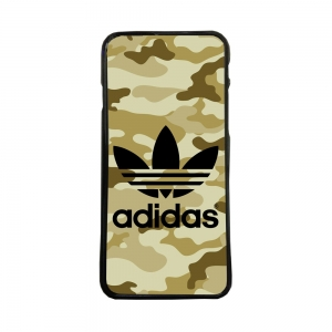 carcasa para el movil funda compatible con iphone 7 modelo adidas camufljaje