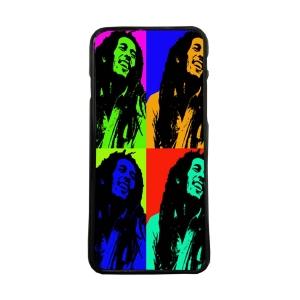 Fundas movil carcasas compatible con lg g5 Bob Marley Warhol