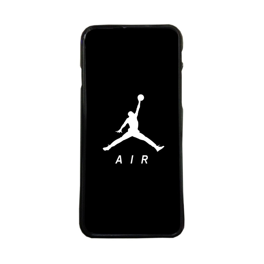 Carcasas de movil fundas de moviles de TPU compatible con Samsung Galaxy J1 2016 Michael Jordan Air basket