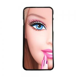 Carcasas de moviles fundas compatible con Samsung Galaxy A7 2017 muñeca dibujos