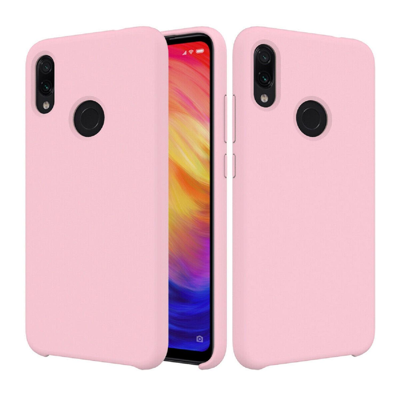 Funda Carcasa Case Xiaomi Silicona Flexible Ultra Fina Tpu Suave Compatible con Xiaomi Mi A1 Rosa
