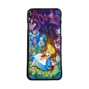 Funda de móvil carcasas compatible con iphone 5 5s modelo Alicia en el bosque