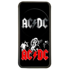 Fundas De Móviles Carcasas De Móvil De TPU Modelo ACDC Música Rock