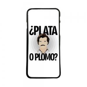 Fundas De Móviles Carcasas De Móvil De TPU Narcos Pablo Escobar Plata O Plomo