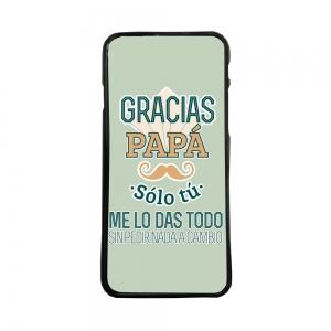 Fundas De Móviles Carcasas De Móvil De TPU  Gracias Papa Tu Me Das Todo