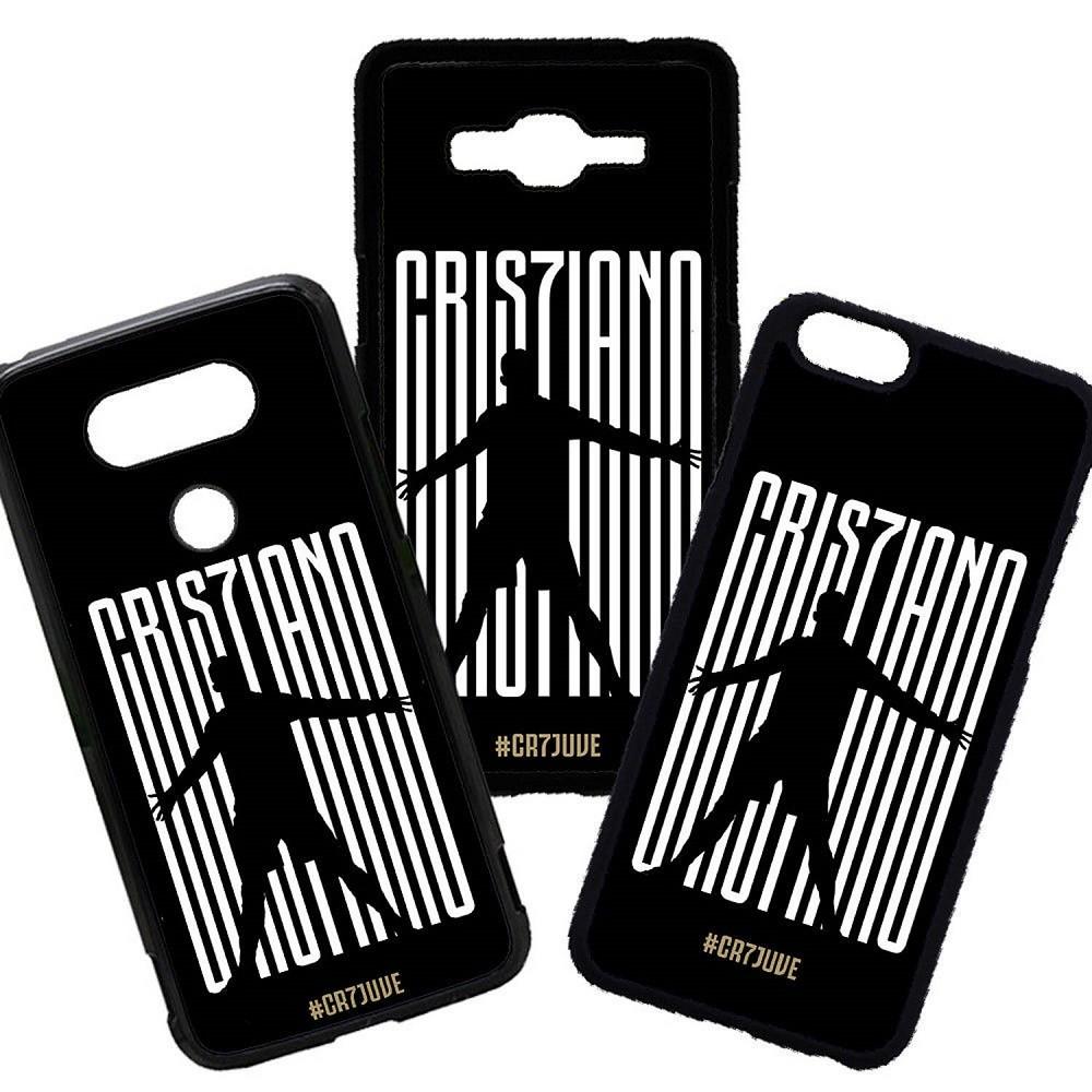 Fundas De Móviles Carcasas De Móvil De TPU   CR7 Cristiano Ronaldo Juventus