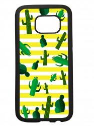 Funda carcasas móvil cactus compatible con Samsung Galaxy S6 Edge Plus