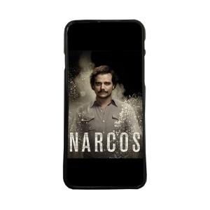 Fundas De Móviles Carcasas De Móvil De TPU Narcos Pablo Escobar Plata O Plomo Fondo Negro