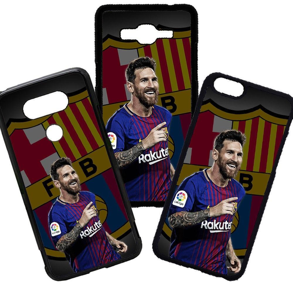 Fundas De Móviles Carcasas De Móvil De TPU Lionel Messi Dios  Fc Barcelona
