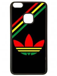 Funda carcasas móvil adidas africa compatible con móvil el Huawei P10 Lite
