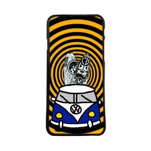 Fundas De Móviles Carcasas De Móvil De TPU Furgoneta Furgón Hippie Volkswagen Vintage