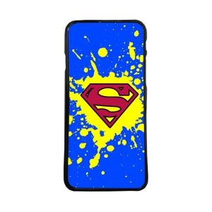 Fundas De Móviles Carcasas De Móvil De TPU Superman Superheroe Fondo Azul