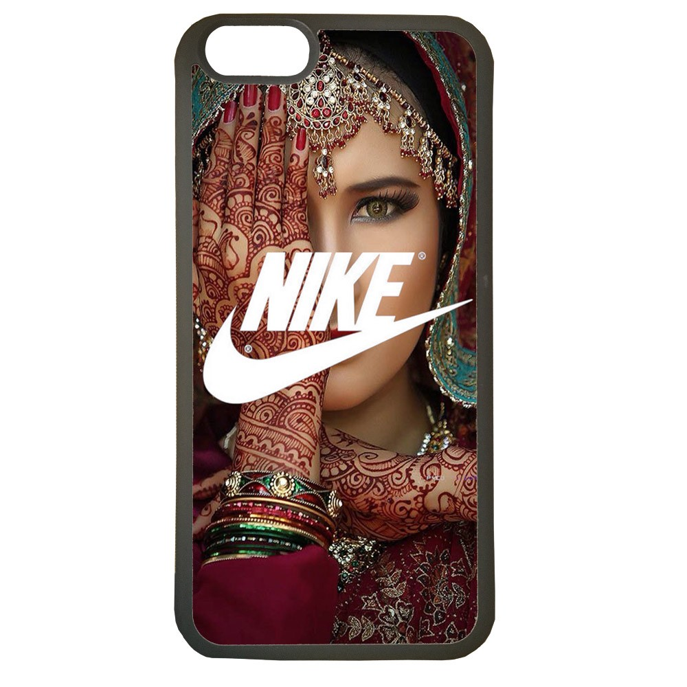 Carcasas de movil funda compatible con iphone se modelo nike etnico
