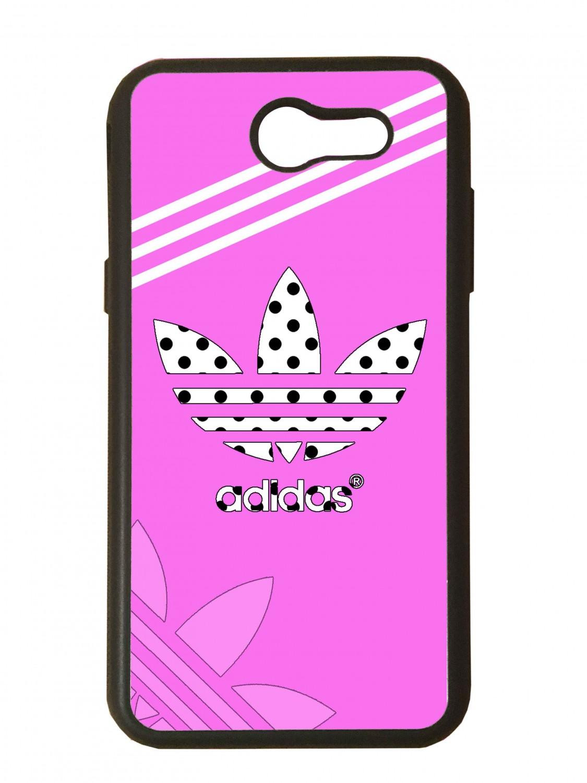 carcasa para móvil compatible con samsung galaxy j7 prime 2017 adidas lunares