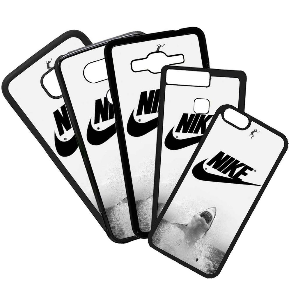 Fundas De Móviles Carcasas De Móvil De TPU Modelo Nike Tiburón Marcas