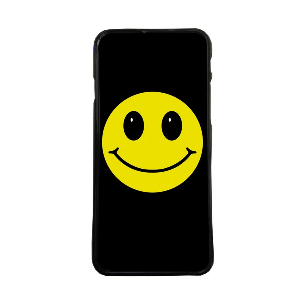 Carcasas de movil fundas de moviles de TPU compatible con Iphone 5c smile cara sonriente