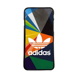 Carcasas de moviles Funda movil compatible con Samsung Galaxy S6 adidas colores