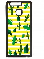 Funda carcasas móvil cactus compatible con el móvil Huawei P9