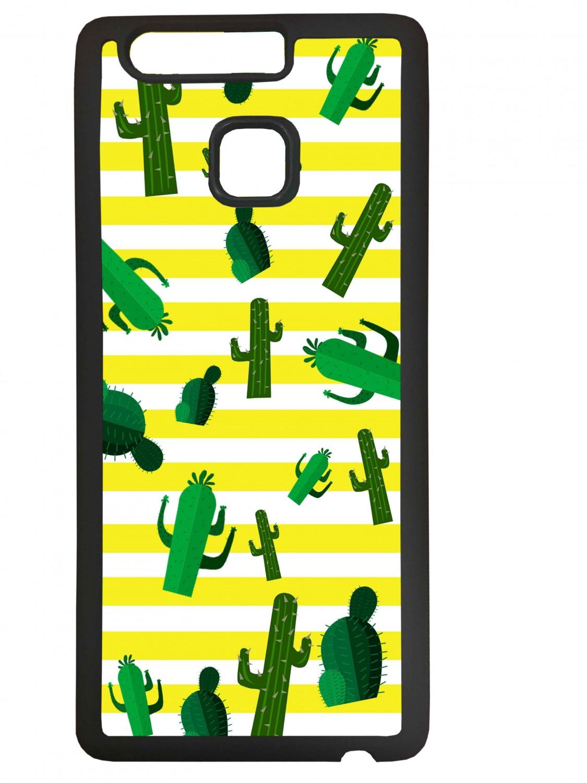 Funda carcasas móvil cactus compatible con el móvil Huawei P9 Lite