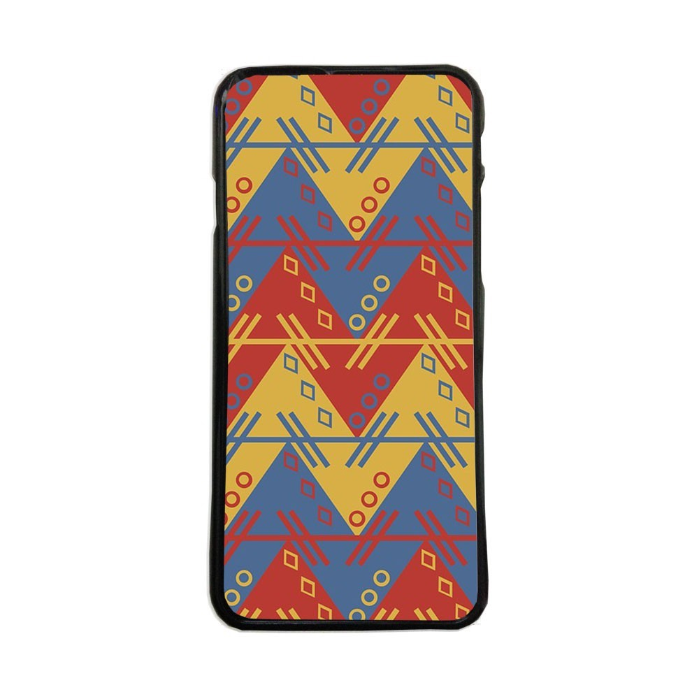 Carcasas de movil funda tpu compatible con Iphone XS Max zig zag colores