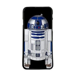 Fundas De Móviles Carcasas De Móvil De TPU  R2D2 La Guerra De Las Galaxia  Star Wars