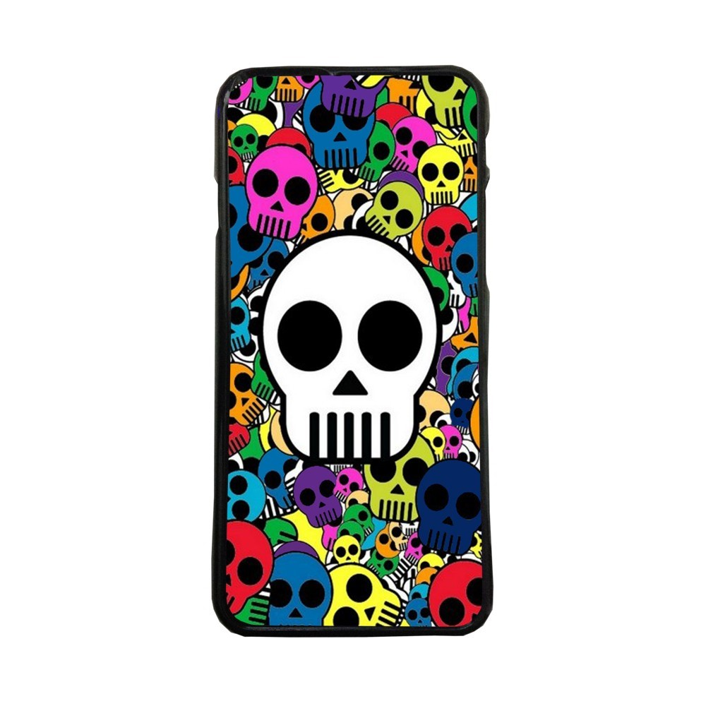 Funda de movil de carcasas compatible con Samsung Galaxy S9 Plus esqueleto dibujos