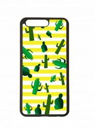 Funda carcasas móvil cactus compatible con el móvil Huawei P10 Plus