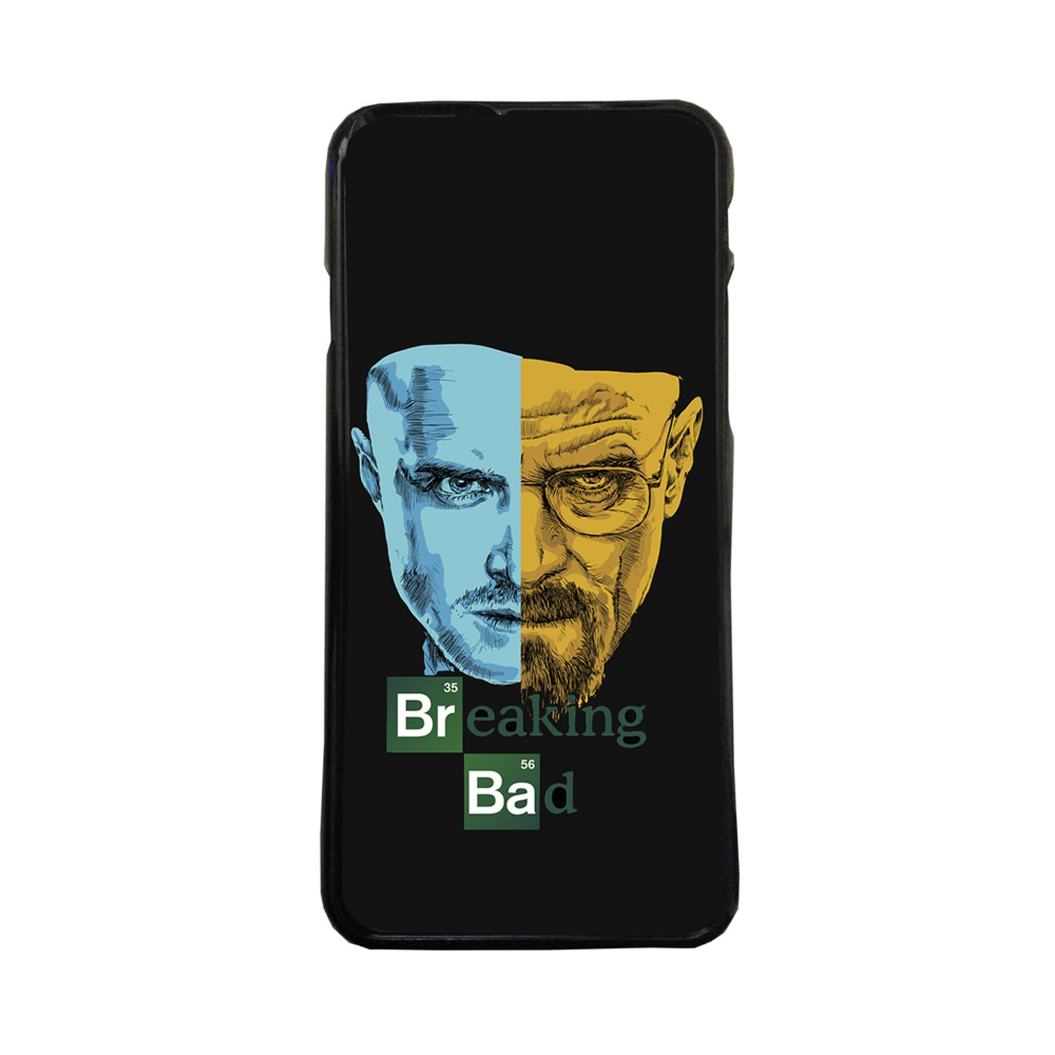 Fundas movil carcasas compatible con sony xperia x modelo Breaking Bad