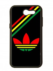 carcasa para móvil compatible con samsung galaxy j7 prime 2017 adidas áfrica