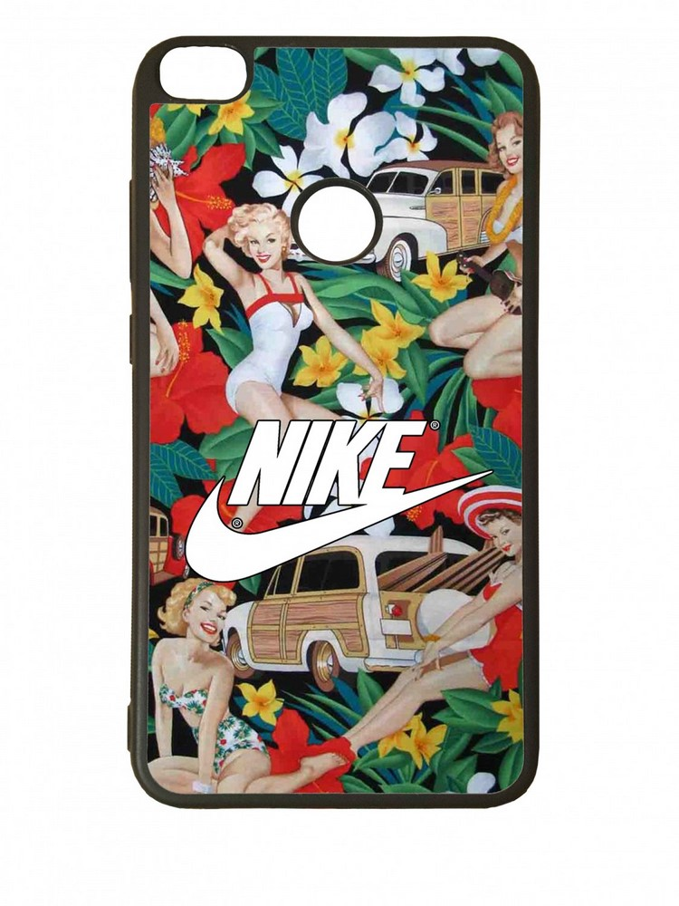 fundas carcasas de movil de tpu compatible con Samsung Galaxy S9 Plus nike flores