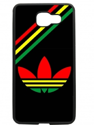 Funda carcasas móvil adidas africa compatible con movil Samsung Galaxy A7 2017