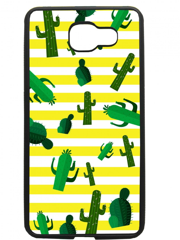 Funda carcasas móvil cactus compatible con movil Samsung Galaxy A3 2016
