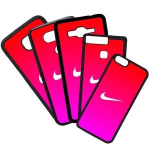 Carcasas De Móviles Funda De Móvil De TPU Compatible Con El Móvil Huawei P8 Lite 2017 Modelo Nike Color Marcas Logotipo Moda