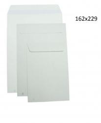 500 Sobres bolsas blancos 162x229 autoadhesivos 4º envios