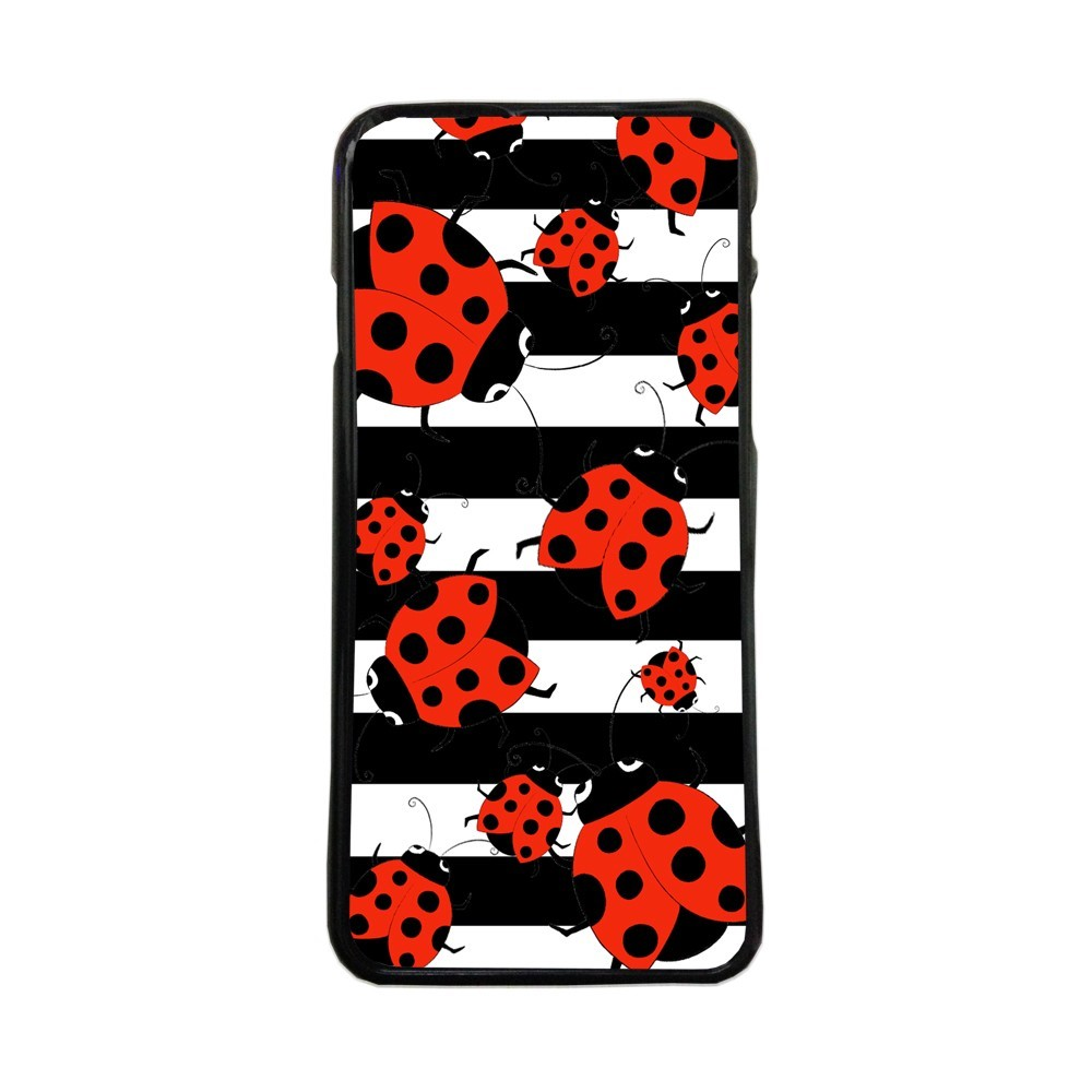 Carcasas de movil fundas de moviles de TPU compatible con Samsung Galaxy S6 mariposas tatoo
