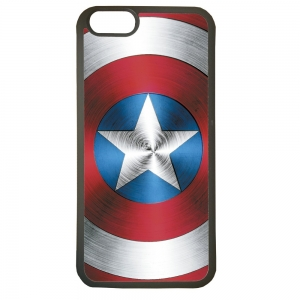 Carcasas de movil fundas de tpu compatible con iphone 5 5s escudo capitán heroes