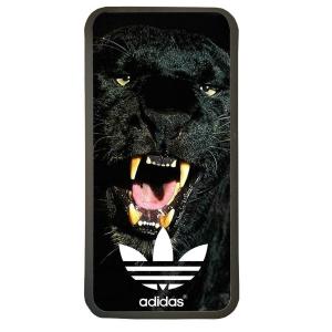 Carcasas de móvil fundas de móviles de TPU compatible con Huawei P8 lite 2017 Modelo Adidas Pantera Moda