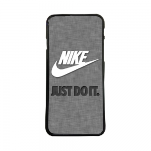 Fundas De Móviles Carcasas De Móvil De TPU  Nike Fondo  Gris Just Do It  Moda Marca