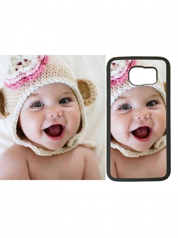 Funda carcasa de movil personalizada con tu foto para el movil Samsung Galaxy S6